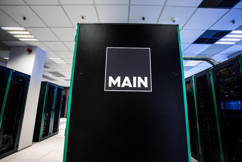 Infrastruktura hiperkonwergentna w zewnętrznym data center